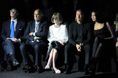 Armani One Night Only Fashion Show