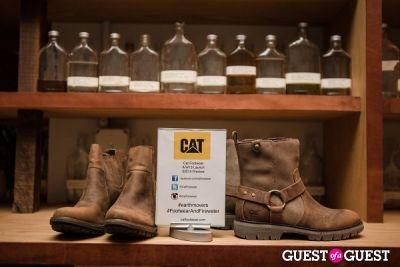 Cat Footwear Runway Show
