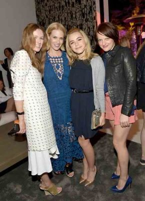Clare Waight Keller, January Jones, Kiernan Shipka, Elisabeth Moss