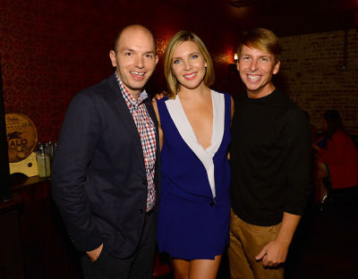 Paul Scheer, June Diane Raphael, Jack McBrayer
