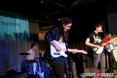 Swatch Celebrates The Grand Opening of Its Austin Store With A Performance By The Beach Fossils