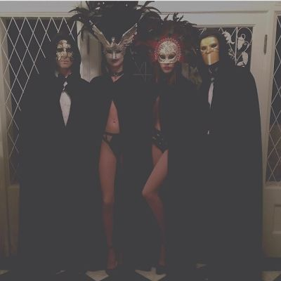 Cee Lo, Ashley Greene, Adam Levine & More Hit The 9th Annual Maroon 5 Halloween Party