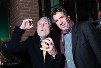Glenn O'Brien, Eric Goode