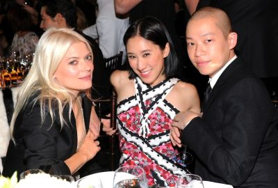 Kate Young, Eva Chen, Jason Wu