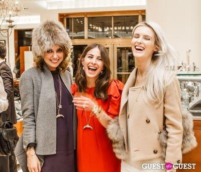 Kelley Framel, Danielle Frankel, Kate Davidson Hudson