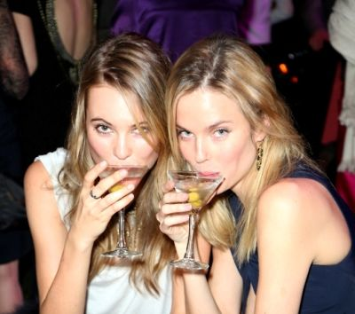 Behati Prinsloo, Shannon Click
