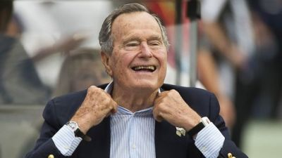 Twitter Alert: George H.W. Bush Has Joined Twitter!