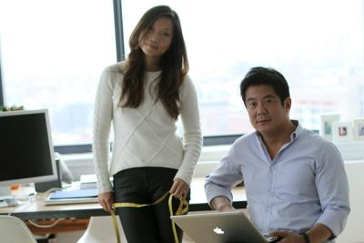 Grace Chang, Pierre Kim