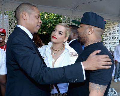 Jay-Z, Rita Ora