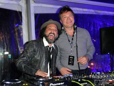 Mr. Brainwash, Pete Tong