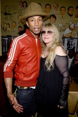 Pharrell Williams, Stevie Nicks