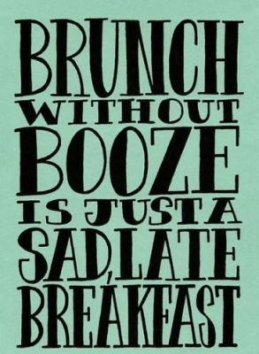 5 Boozy Brunches To Try This Weekend!