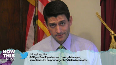 Watch Politicians Read Mean Tweets About Themselves!