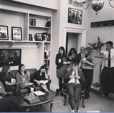 An Inside Look At The State Of The Union Via Instagram!