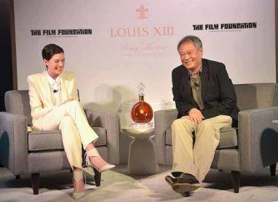 Anne Hathaway, Ang Lee