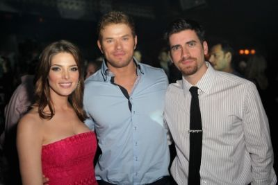 Ashley Greene, Kellan Lutz, Ryan Rottman