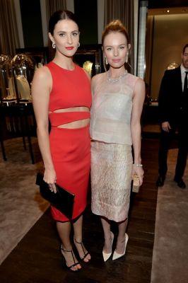 Caroline Byron, Kate Bosworth