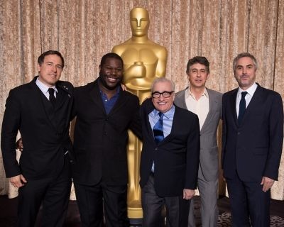 David O. Russell, Steve McQueen, Martin Scorsese, Alexander Payne, Alfonso Cuaron