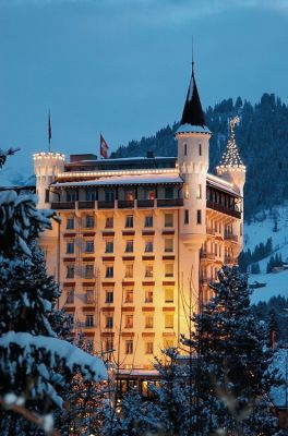 Gstaad Palace, Gstaad