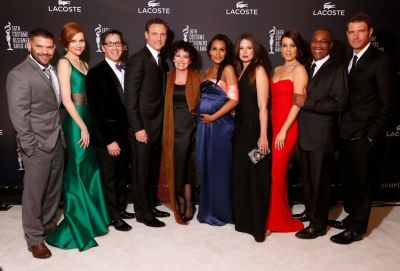 Guillermo Diaz, Darby Stanchfield, Dan Bucatinsky, Tony Goldwyn, Lyn Paolo, Kerry Washington, Katie Lowes, Bellamy Young, Joe Morton, Scott Foley