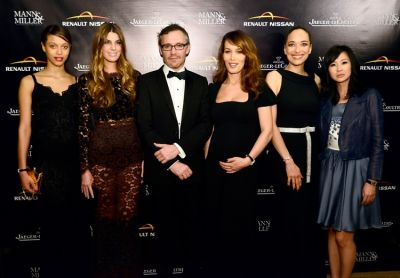 Isis Samassa, Bianca Brandolini d'Adda, Laurent Vinay, Dolores Chaplin, Carmen Chaplin, Linh Dan Pham