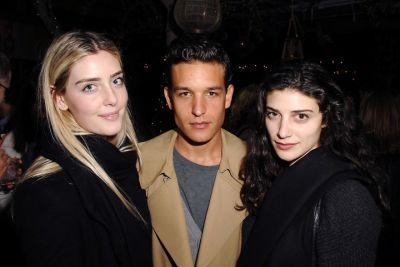 Juliette Labelle, Gregory Horner, Raquel Deriane