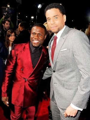Kevin Hart, Michael Ealy