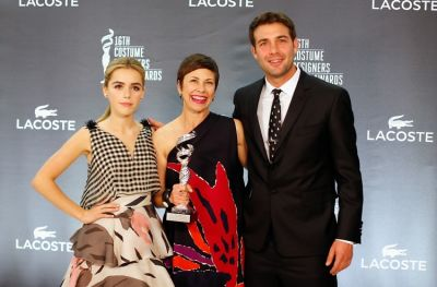 Kiernan Shipka, Nancy Steiner, James Wolk