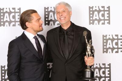 Leonardo DiCaprio, Christopher Rouse