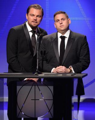 Leonardo DiCaprio, Jonah Hill