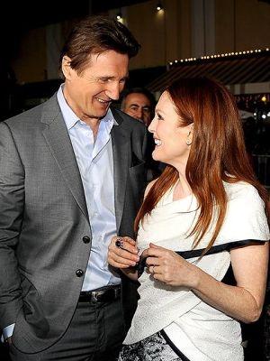 Liam Neeson, Julianne Moore