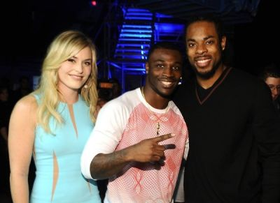 Lindsey Vonn, Chris Davis, Richard Sherman