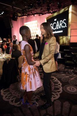 Lupita Nyong'o, Jared Leto