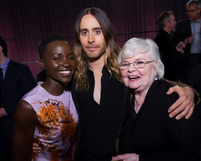Lupita Nyong'o, Jared Leto, June Squibb