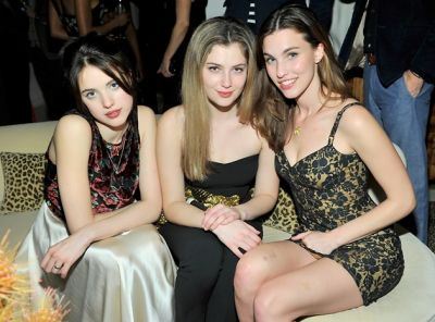 Margaret Qualley, Rainey Qualley