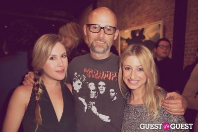 Melissa Taylor, Moby, Emily Green