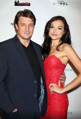 Nathan Fillion, Christina Ochoa