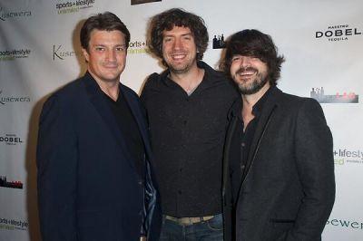 Nathan, Gary Lightbody, Cary Brothers