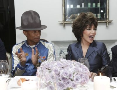 Pharrell Williams, Carole Bayer Sager