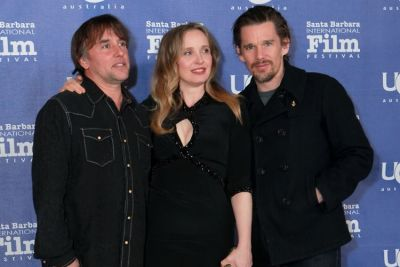 Richard Linklater, Julie Delpy, Ethan Hawke