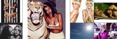Rihanna's Instagram