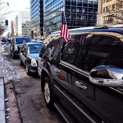 Ride Like A President With Your Very Own #Ubercade!