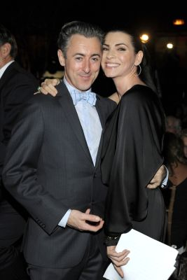Alan Cumming, Julianna Margulies