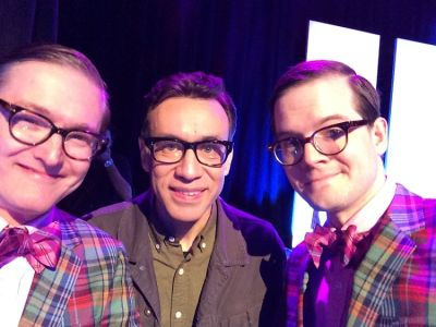 AndrewAndrew, Fred Armisen
