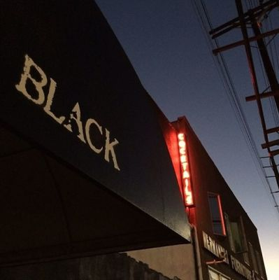 Inside Black, Hollywood's Latest Cool Kid Haunt