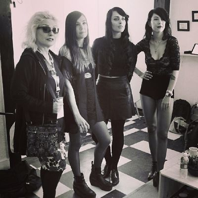 Blondie, Dum Dum Girls