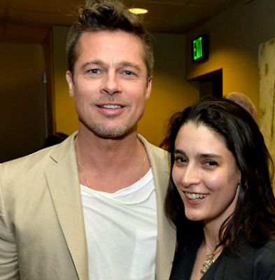 Brad Pitt, Rachel Boynton