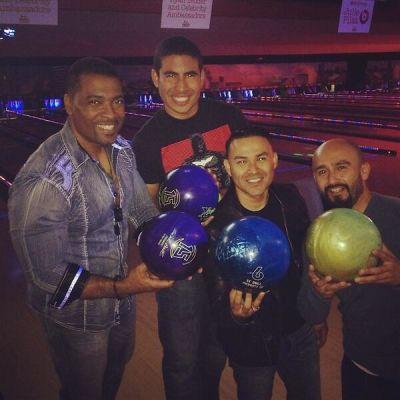 Carlos Alvarez, Raul Pacheco, Frankie J