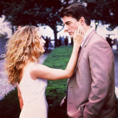 Carrie Bradshaw, Mr. Big