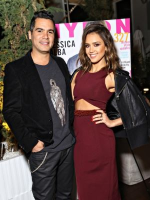 Cash Warren, Jessica Alba